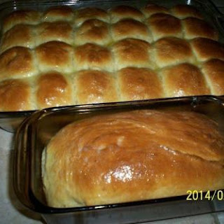 Homemade King Hawaiian Rolls Or Loaf