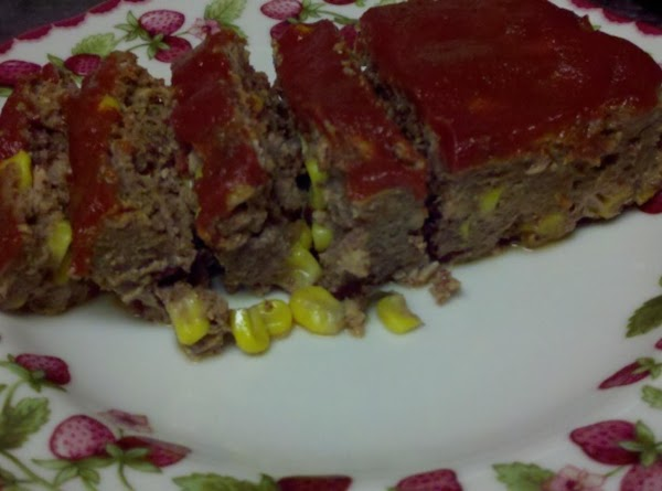 Southwestern Style Meatloaf Recipe