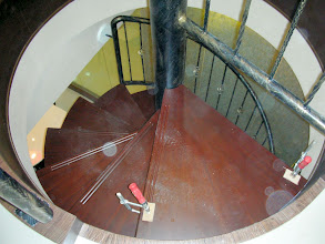 Photo: 玄轉樓梯