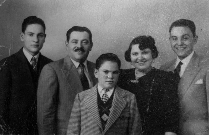 Froimovici family