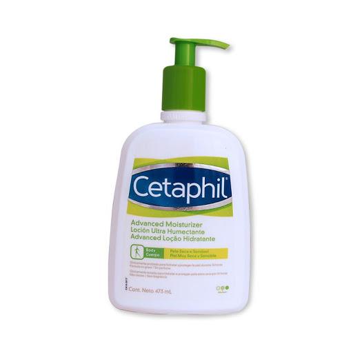 Loción Ultra Humectante   Cuerpo Cetaphil 473ml