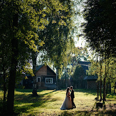 Wedding photographer Vyacheslav Kuzin (KuzinART). Photo of 24.09.2017