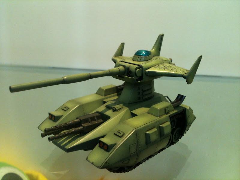 [ShowOffs] HT-01B Magella Attack 1/144 โดย BOY