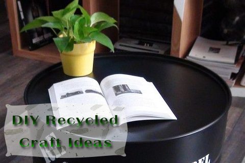 DIY Recycled Craft Ideas