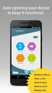 Auto Optimizer V5.4.0 Mod APK 1