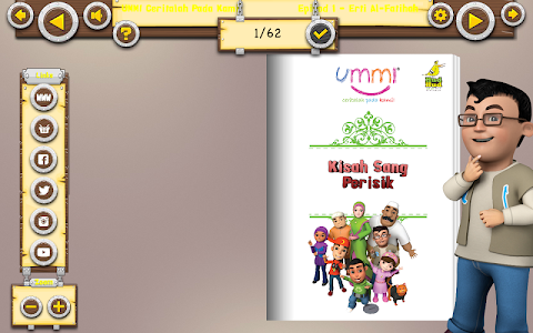 Kisah Sang Perisik UMMI Ep4 HD screenshot 6