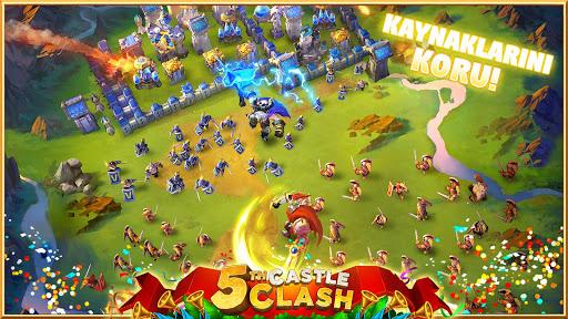 Castle Clash Korkusuz Taku0131mlar 1.3.7 Screenshots 3