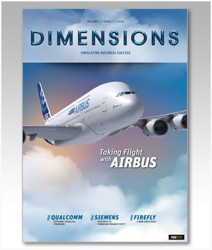 ANSYS - Откройте для себя журнал «Dimensions»