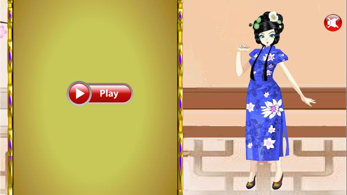 Chinese Princess Dress Up - screenshot