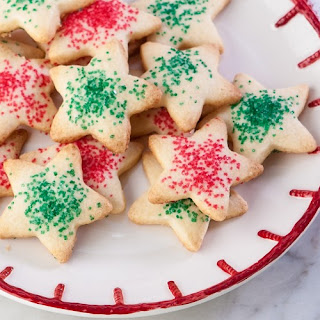 Twinkle Star Cookies, Gluten Free Recipe