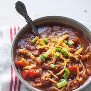 Southern Style Chili Recipes.