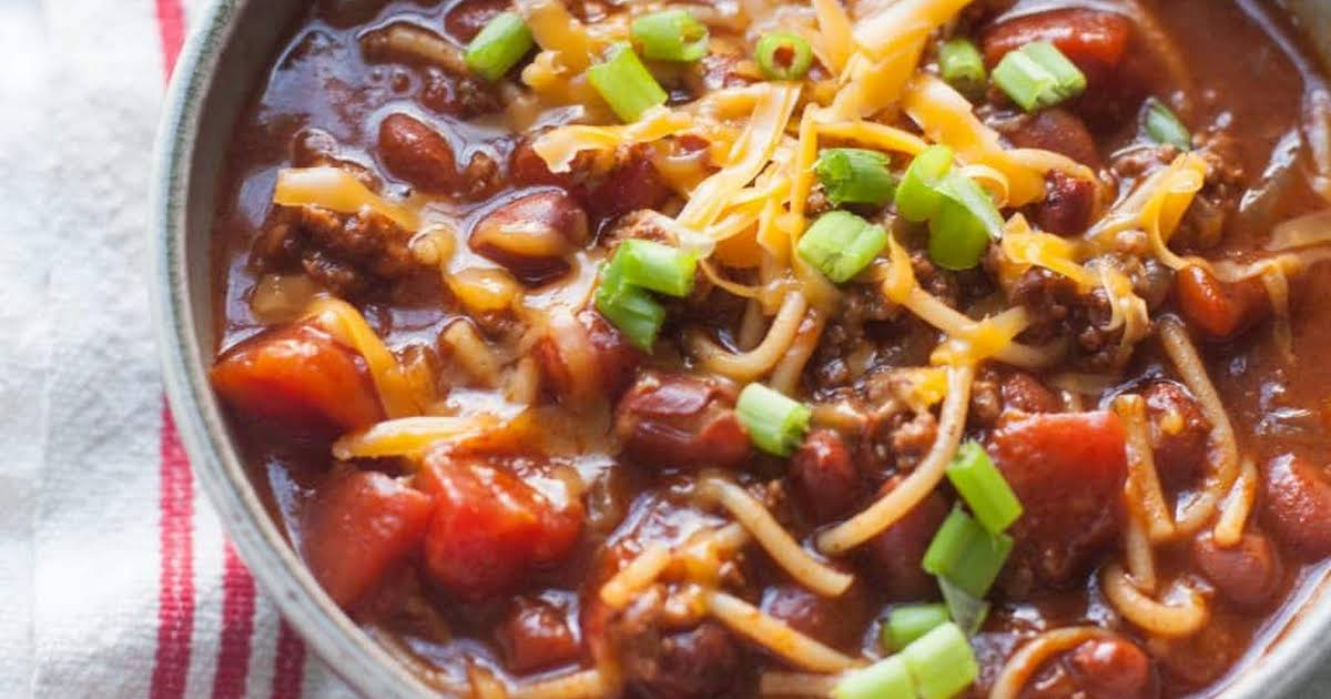 10 Best Southern Style Chili Recipes