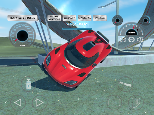 Super Sport Car Simulator  screenshots 12