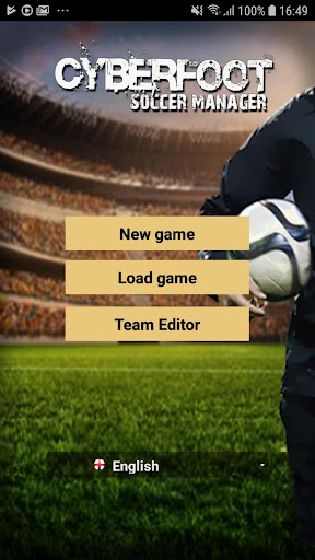 Cyberfoot Soccer Manager Cyberfoot.2019.0027 de.gamequotes.net 1