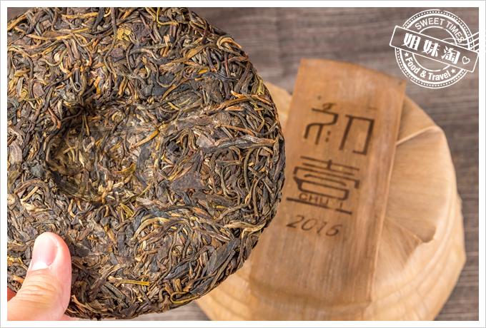 初壹茶品極品神木普洱生茶茶餅5