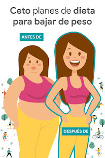 plan de dieta de 7 días para la aplicación de pérdida de peso