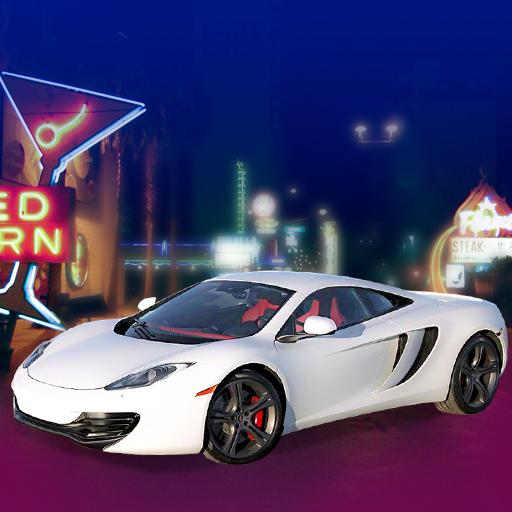 ベガスシティークライム 賽車遊戲 App LOGO-硬是要APP