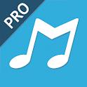 無料音楽アプリ🎵💞【100%無料!👍】音楽プレーヤーPRO!無料音楽ダウンロードMP3無料不可 icon