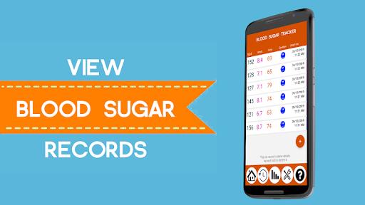 Blood Sugar Tracker: Glucose Diary Average Records ss2