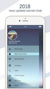 Chat Messenger - náhled