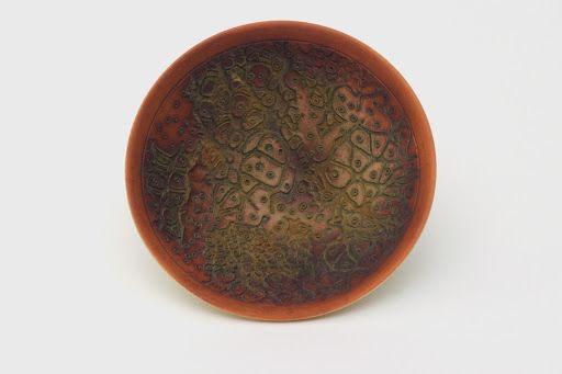 Geoffrey Swindell Ceramic Bowl 05
