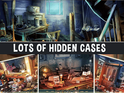 Télécharger Crime Case : Hidden Object Games - Murder Mystery APK MOD (Astuce) screenshots 2
