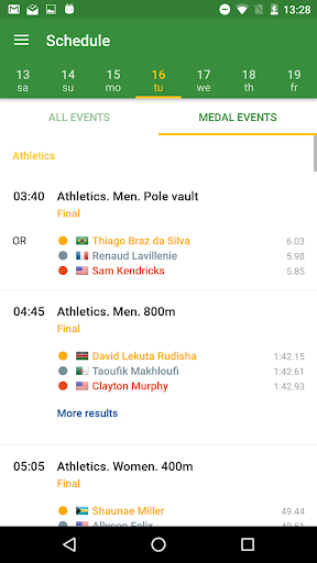 免費下載運動APP|Rio 16 - news of the Olympics app開箱文|APP開箱王