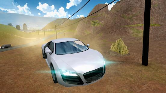 Extreme Turbo Racing Simulator - náhled
