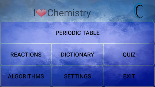 I Love Chemistry app (apk) free download for Android/PC/Windows screenshot
