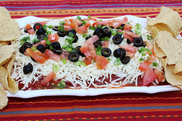 Ranchero Layer Dip Recipe