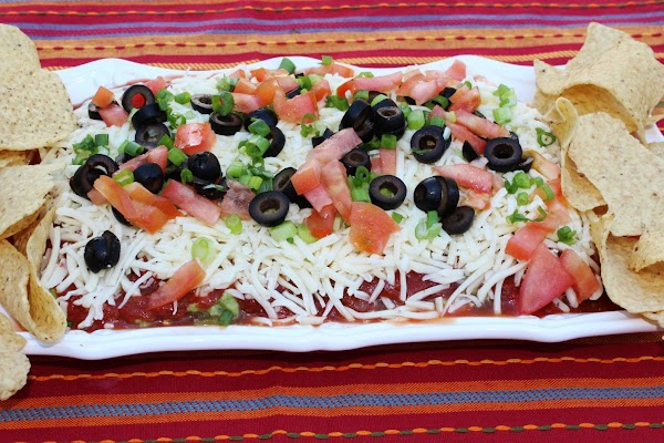 Ranchero Layer Dip Recipe