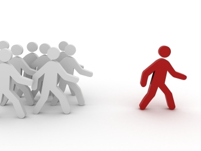 2 Simple Ways To Stand Out From The Crowd And Separate Yourself From The  Noise - Misha Wilson