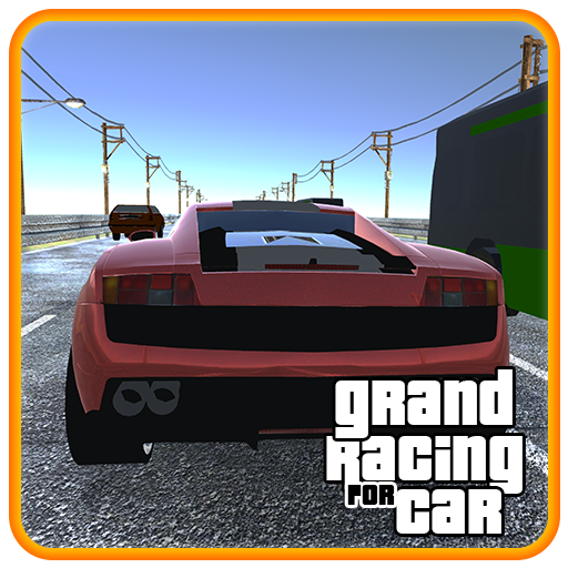 Grand Racing For Car : Endless Track Traffic