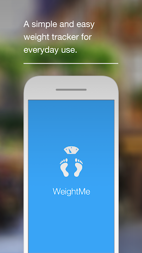 WeightMe - Control your weight