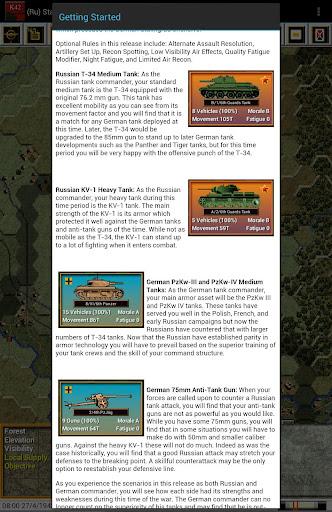 Télécharger Panzer Campaigns - Kharkov '42 mod apk screenshots 2