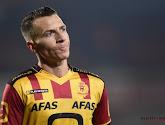 Le joueur de Malines Clément Tainmont (ex-Charleroi) explique pourquoi il a voulu exprimer son soutien à Mogi Bayat
