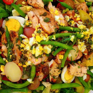 Farmer's Market Niçoise Salad