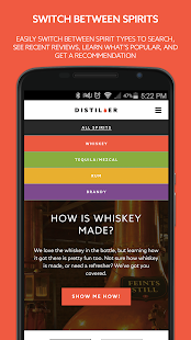 Distiller - Your Liquor Expert- screenshot thumbnail