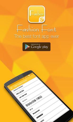 100+ Fashion Font Root