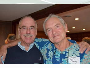 Photo: Bob Koering and Dick Bray