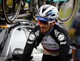 Julian Alaphilippe looft Mauri Vansevenant na rit naar de Mont Ventoux