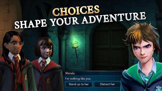 Harry Potter: Hogwarts Mystery MOD 1.6.0 (Unlimited Energy) Apk 6