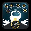 Math Tricks Workout - Math master - Brain training icon