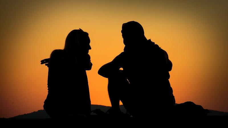 Aspettando il tramonto di Carlo de Lauro