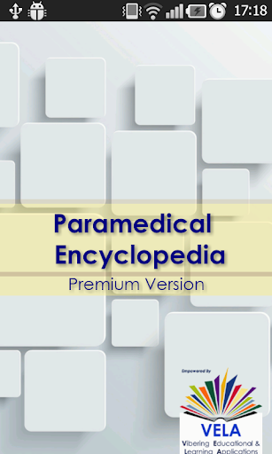 Paramedical Encyclopedia