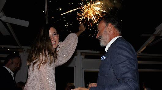 Jara Liria Rivas, una gran fiesta para celebrar su mayoría de edad