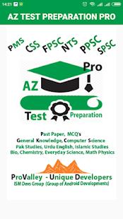 Az Test Preparation Pro - náhled