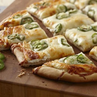 Popper Pizza