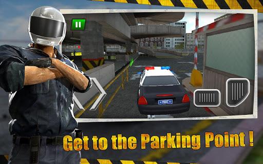 Modern Police Multistory Parking Simulator 1.3 screenshots 1
