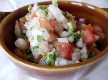 Ceviche Salad Recipe